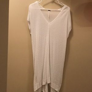 Free people tunic top!